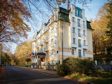 Villa Savoy Marianske Lazne