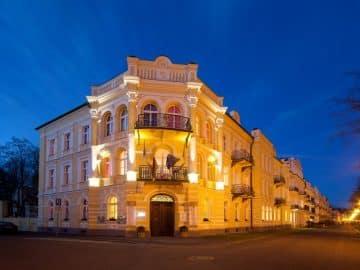 Hotel Metropol 3-звездочный отель