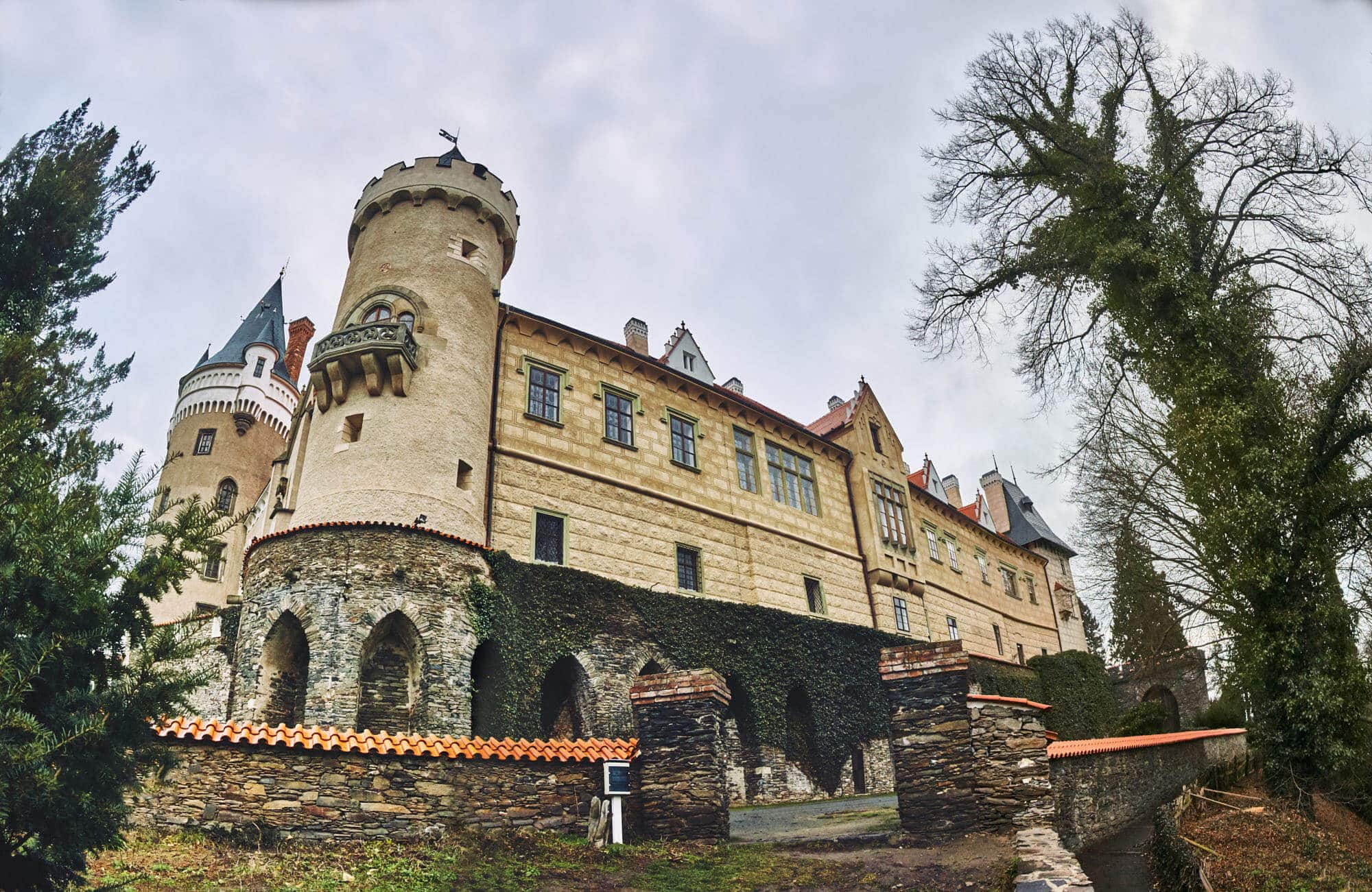 Замок Жлеби