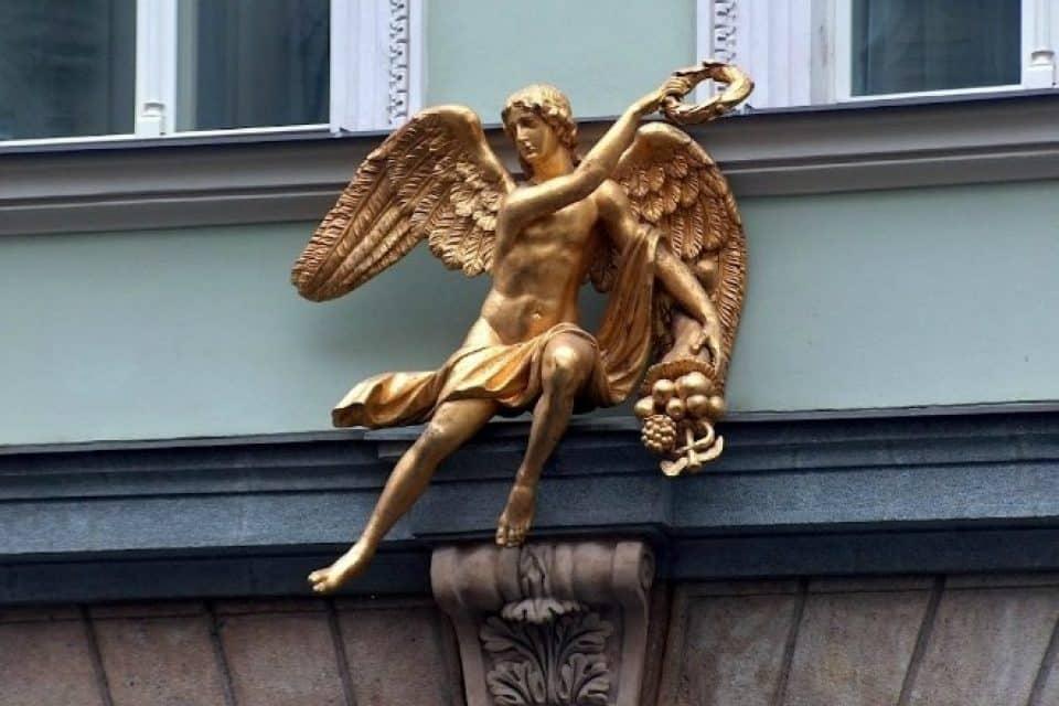 дом «У золотого ангела»