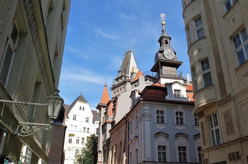Ратуша и Высокая синагога