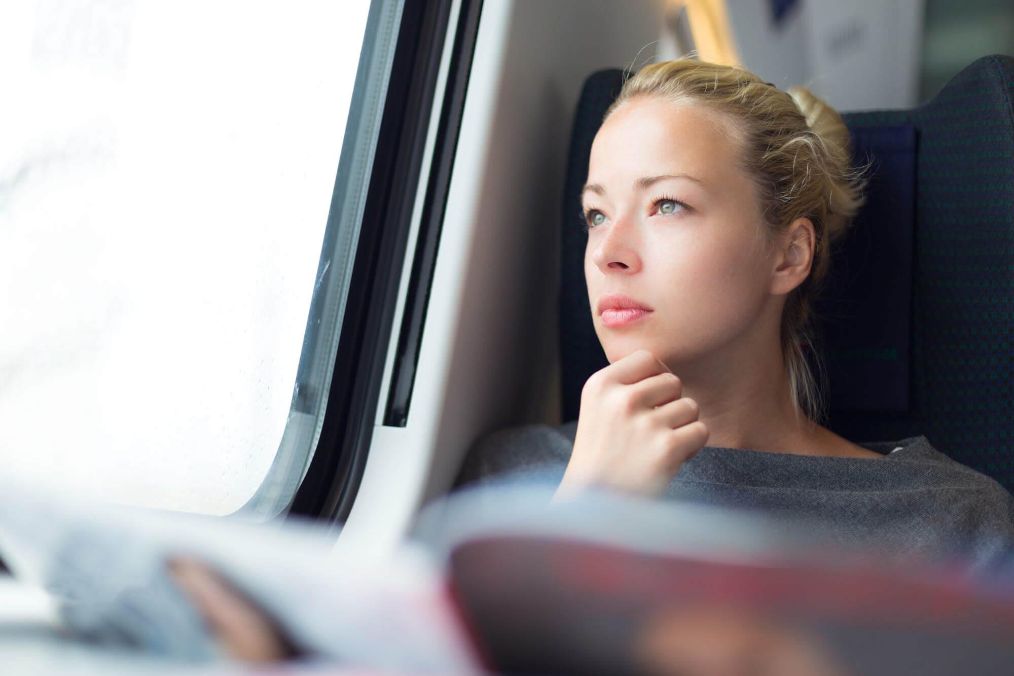 Поездка в автобусе
